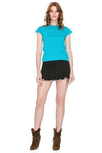 Turqouise Basic Tshirt - PNK Casual