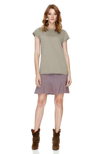 Lavender Mini Skirt