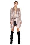 Silk Metallic Jacket