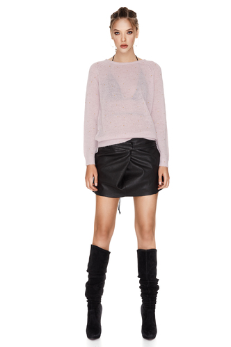 Rose Dots Sweater - PNK Casual