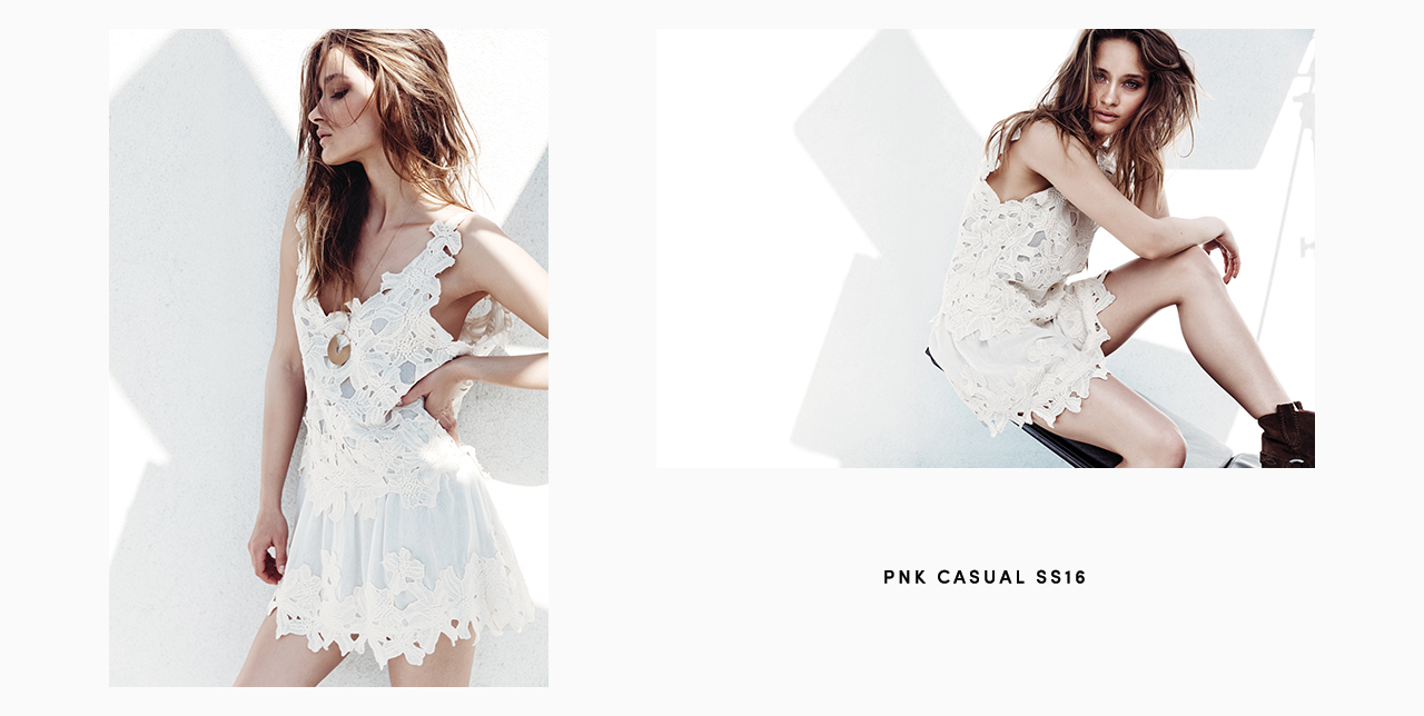 PNK casual Spring/Summer 2016 Collection - Limited Edition - 22