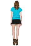 Turquoise Basic Tshirt
