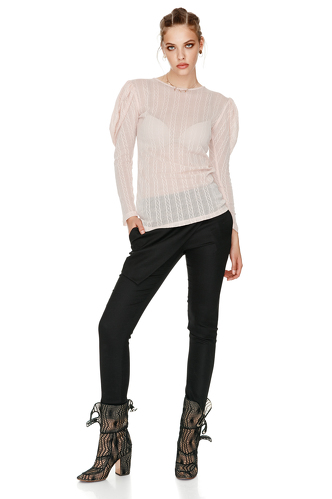 Pink Cotton Sweater - PNK Casual