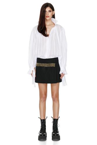 Cotton White Shirt - PNK Casual