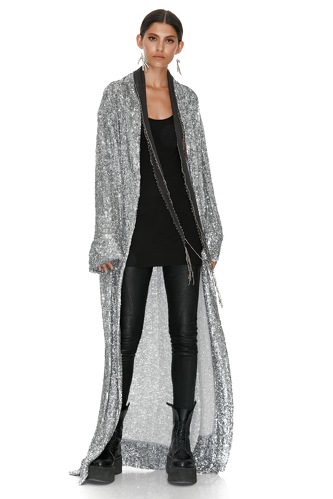 Sequin Jacket - PNK Casual