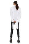 White Bohemian Cotton Shirt