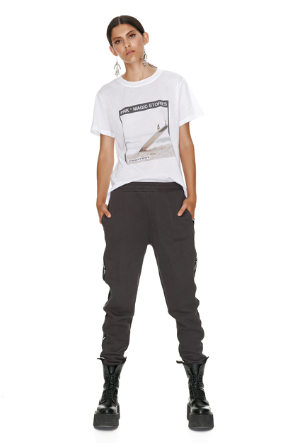 Indigo Track Pants