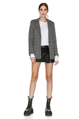 Grey Classic Blazer - PNK Casual
