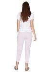 Printed Lavender Track Pants