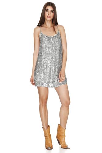 Sequin Mini Dress - PNK Casual