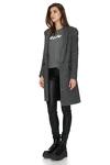 Soft Grey Wool Coat