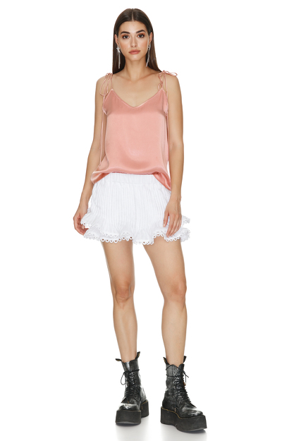 Viscose top with Adjustable Straps