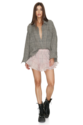 Rose Boho Shorts - PNK Casual