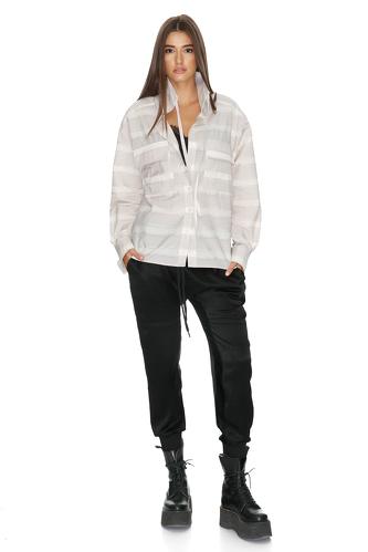 Rose Cotton Shirt - PNK Casual