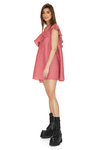 One Shoulder Oversized Mini Dress