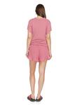Dusty Pink Cotton Tshirt