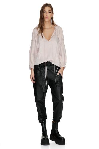 Rose Oversized Shirt - PNK Casual