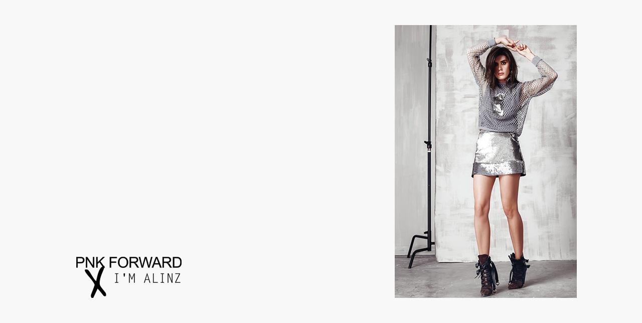 PNK Forward X I'M Alinz Collection - 2