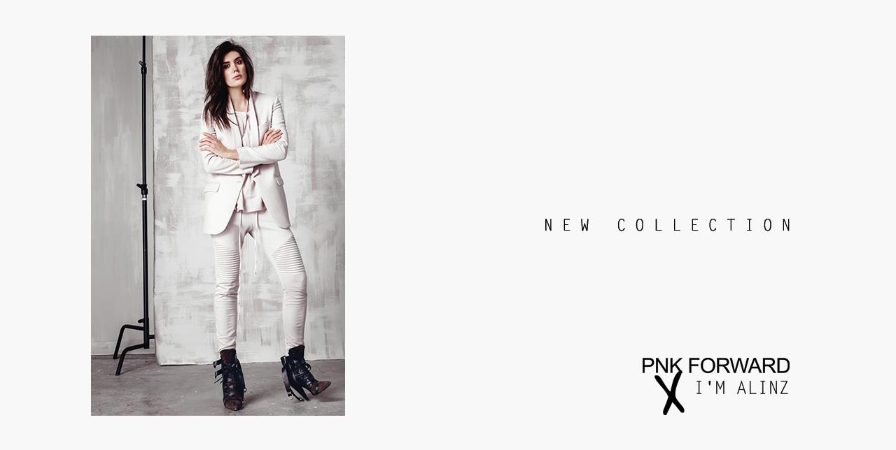 PNK Forward X I'M Alinz Collection - 9